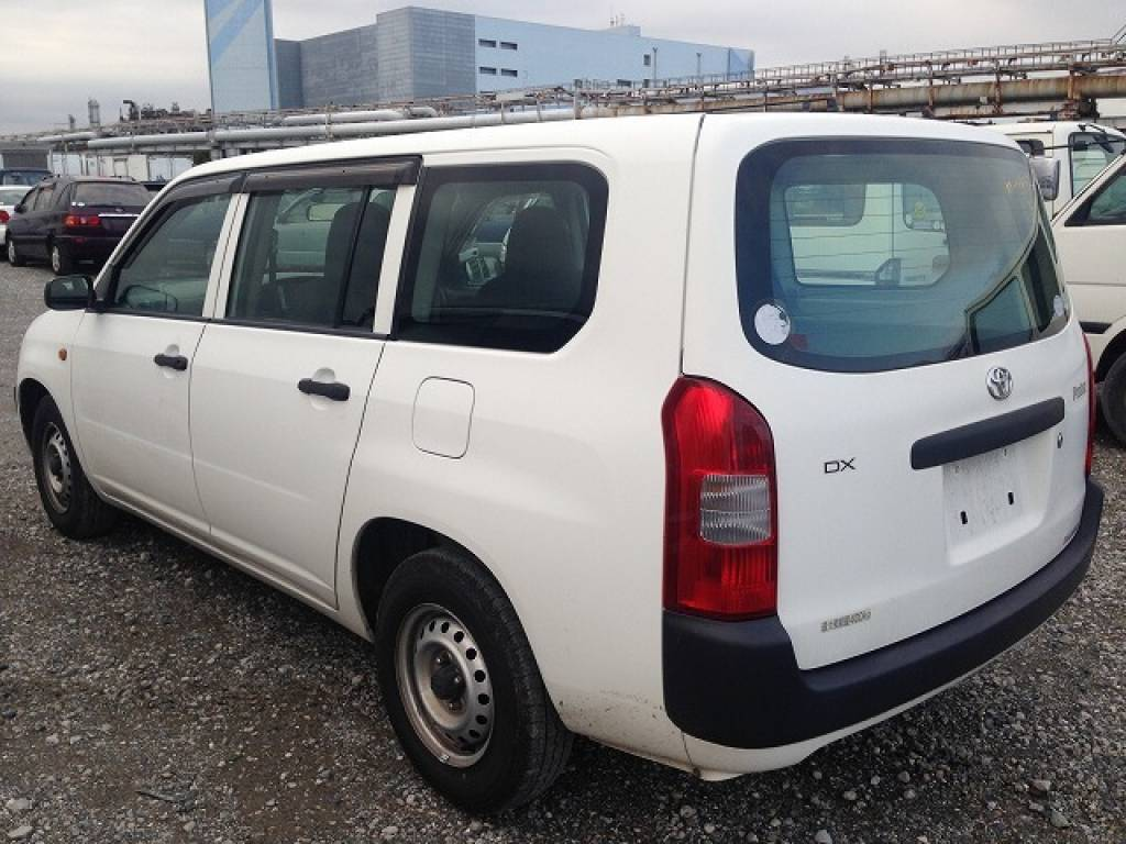 Used 2008 AT Toyota Probox Van NCP51V Image[3]