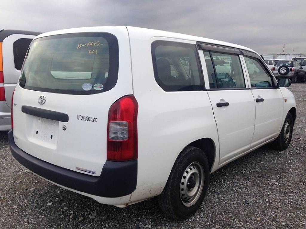 Used 2008 AT Toyota Probox Van NCP51V Image[5]