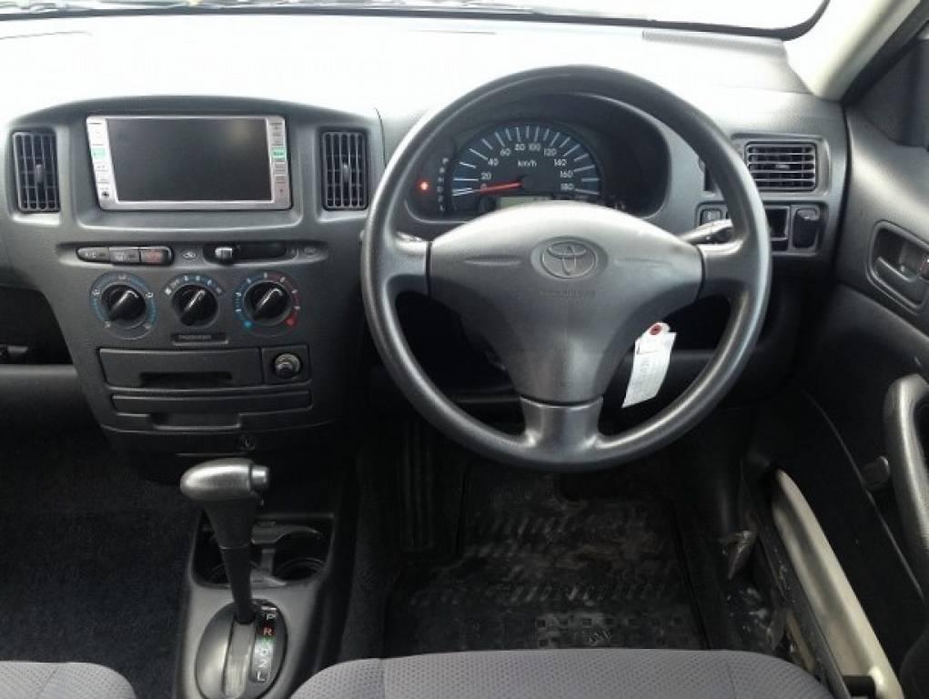 Used 2008 AT Toyota Probox Van NCP51V Image[7]
