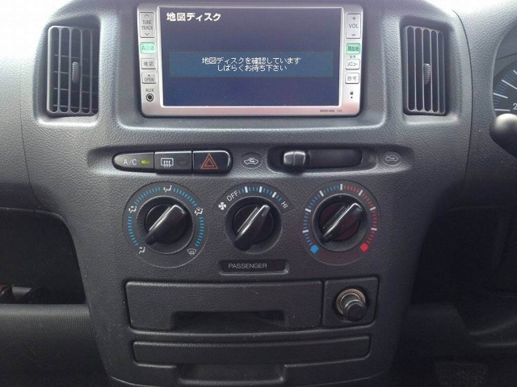 Used 2008 AT Toyota Probox Van NCP51V Image[9]