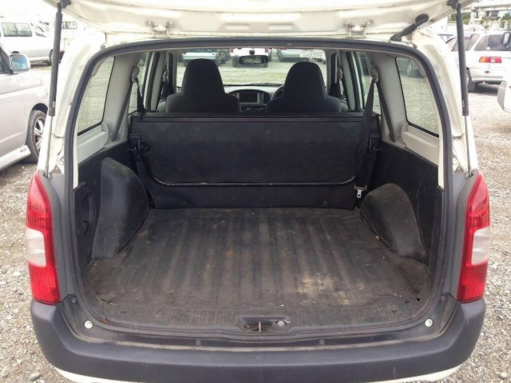 Used 2008 AT Toyota Probox Van NCP51V Image[11]