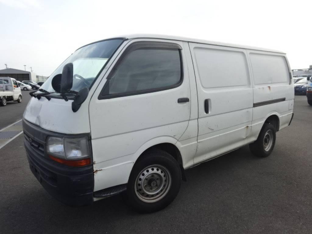 Used 2002 MT Toyota Hiace Van RZH112V Image[1]
