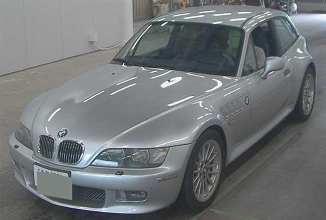 Used 2002 AT BMW Z3 GH-CN30