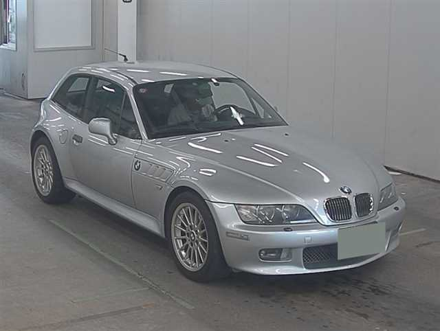 Used 2002 AT BMW Z3 GH-CN30 Image[1]