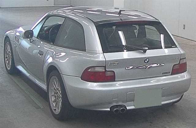 Used 2002 AT BMW Z3 GH-CN30 Image[2]