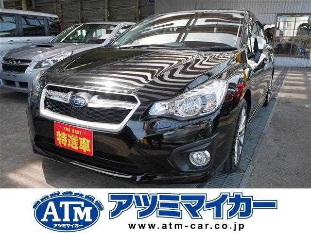 Used 2014 AT Subaru Impreza DBA-GP6 Image[0]