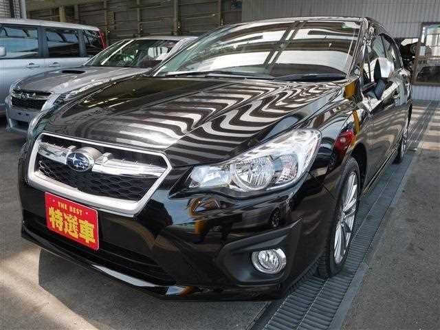 Used 2014 AT Subaru Impreza DBA-GP6 Image[1]
