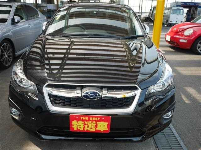 Used 2014 AT Subaru Impreza DBA-GP6 Image[2]