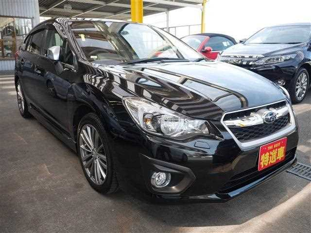 Used 2014 AT Subaru Impreza DBA-GP6 Image[3]