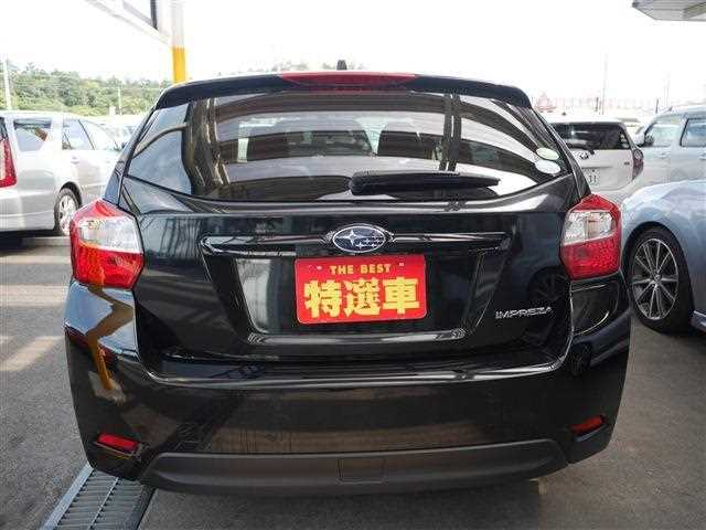 Used 2014 AT Subaru Impreza DBA-GP6 Image[5]