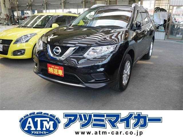 Used 2014 AT Nissan X-Trail DBA-NT32
