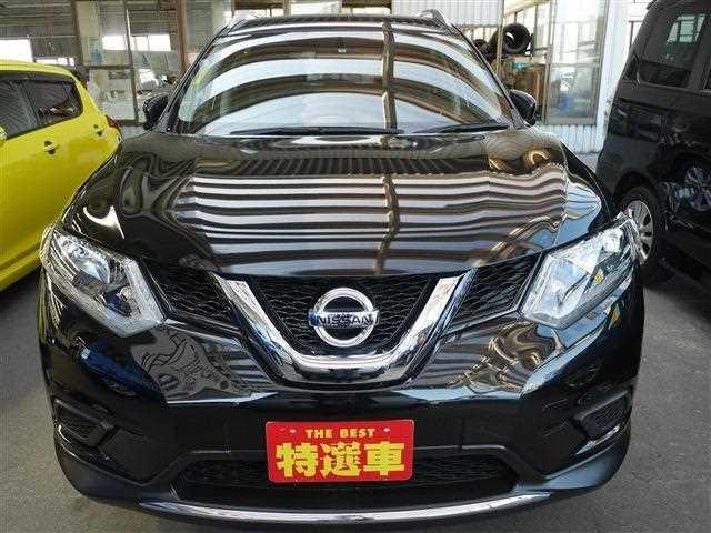 Used 2014 AT Nissan X-Trail DBA-NT32 Image[2]