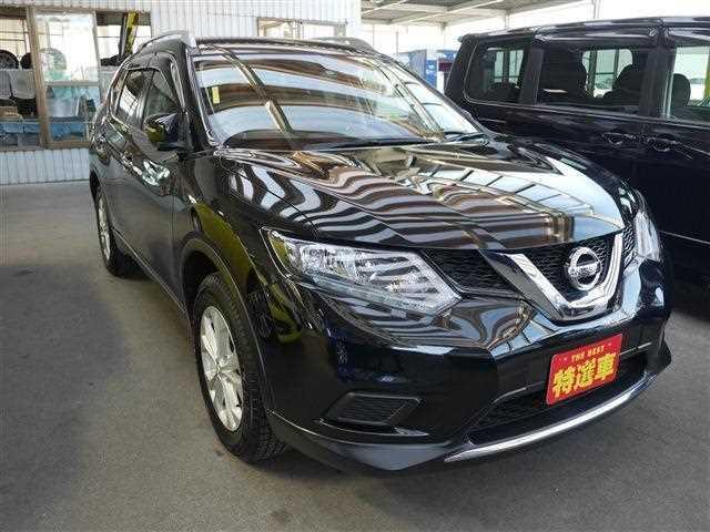 Used 2014 AT Nissan X-Trail DBA-NT32 Image[3]