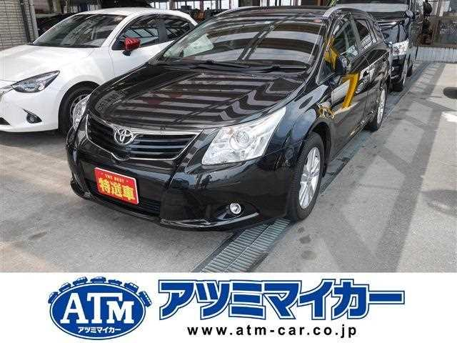Used 2012 AT Toyota Avensis DBA-ZRT272W