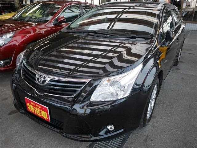 Used 2012 AT Toyota Avensis DBA-ZRT272W Image[1]