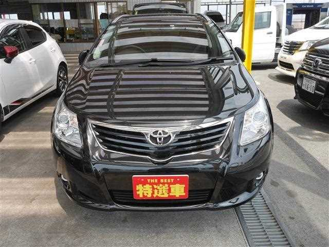 Used 2012 AT Toyota Avensis DBA-ZRT272W Image[2]