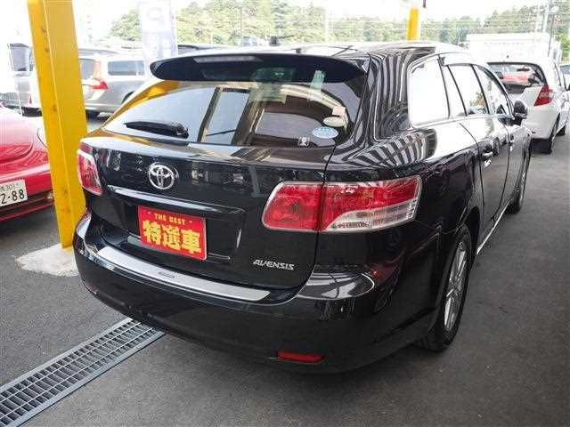 Used 2012 AT Toyota Avensis DBA-ZRT272W Image[4]