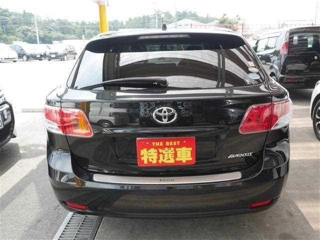 Used 2012 AT Toyota Avensis DBA-ZRT272W Image[5]