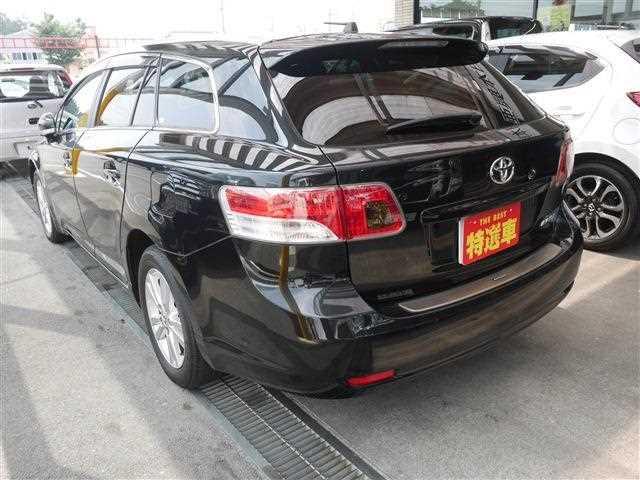 Used 2012 AT Toyota Avensis DBA-ZRT272W Image[6]