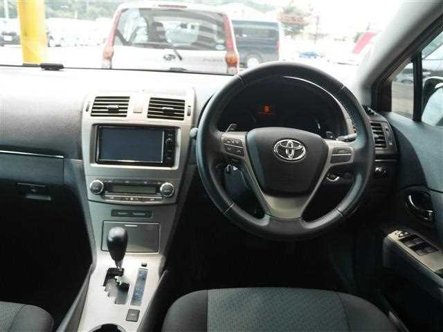Used 2012 AT Toyota Avensis DBA-ZRT272W Image[8]