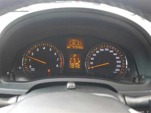 Used 2012 AT Toyota Avensis DBA-ZRT272W Image[9]