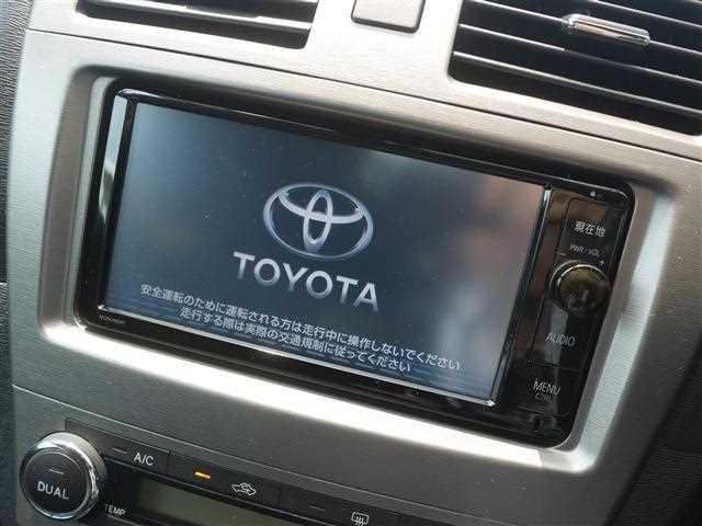 Used 2012 AT Toyota Avensis DBA-ZRT272W Image[10]