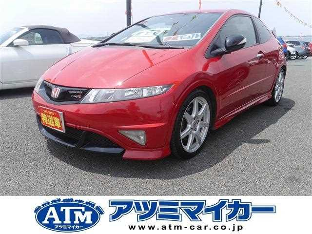 Used 2009 MT Honda Civic Type R ABA-FN2