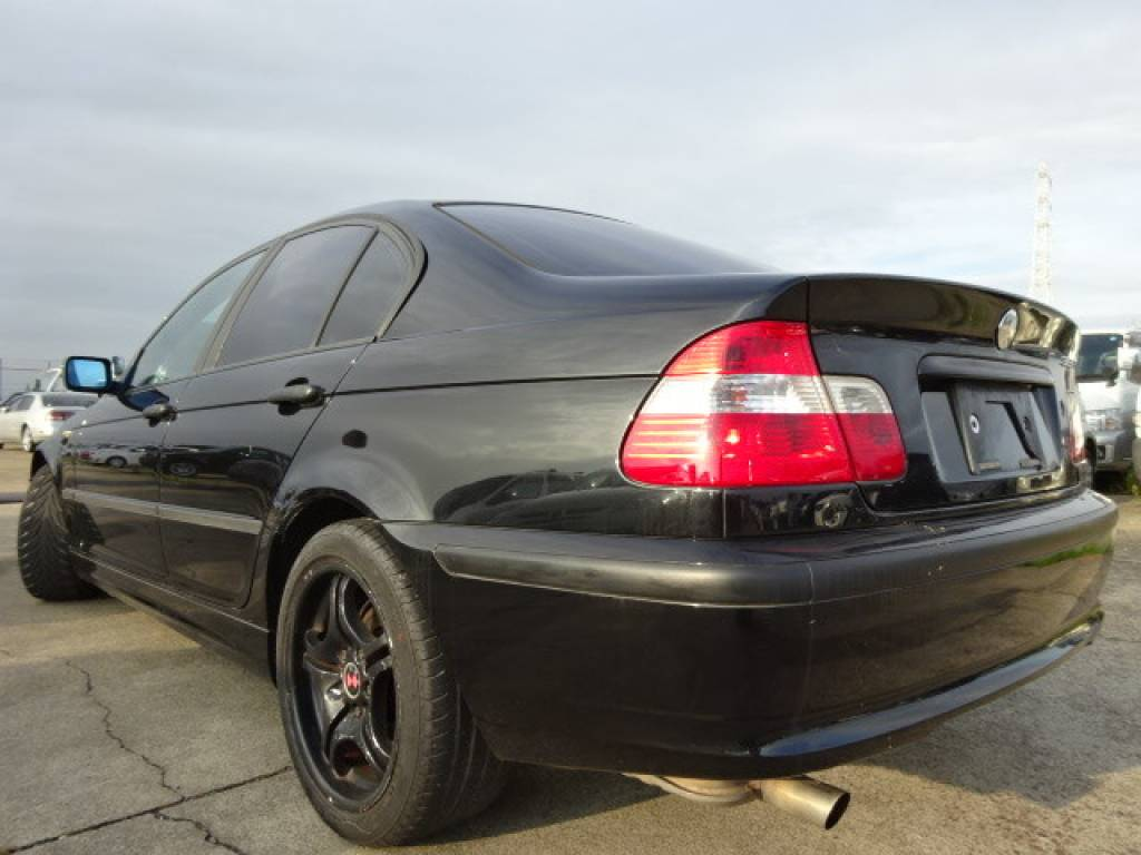 Used 2004 AT BMW 3 Series AY20 Image[2]