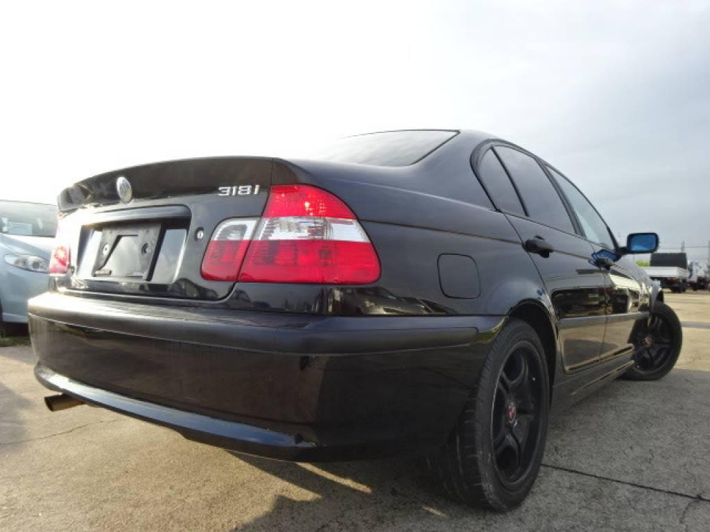 Used 2004 AT BMW 3 Series AY20 Image[4]