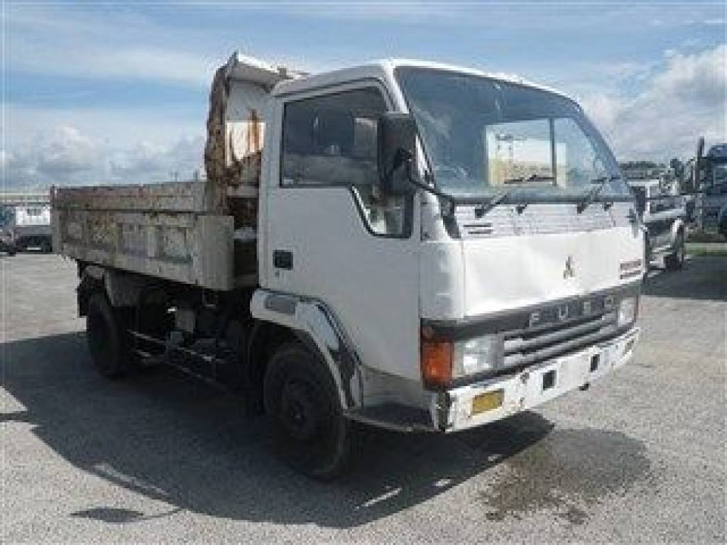 Used 1994 MT Mitsubishi Fuso Fighter Mignon FK337CD Image[1]