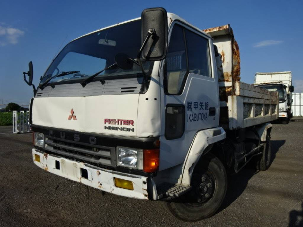 Used 1994 MT Mitsubishi Fuso Fighter Mignon FK337CD Image[3]
