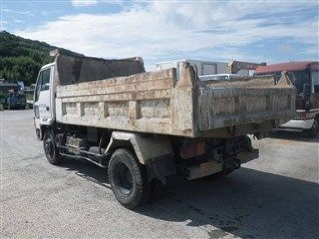 Used 1994 MT Mitsubishi Fuso Fighter Mignon FK337CD Image[4]