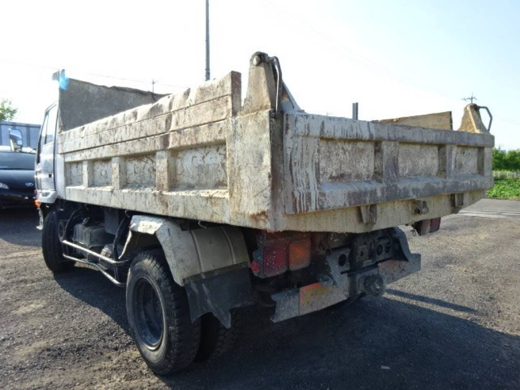 Used 1994 MT Mitsubishi Fuso Fighter Mignon FK337CD Image[5]