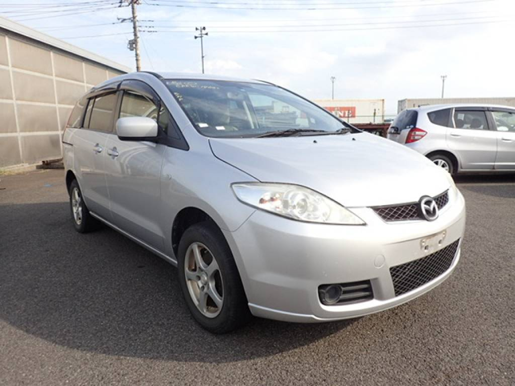 Used 2006 AT Mazda Premacy CREW Image[1]