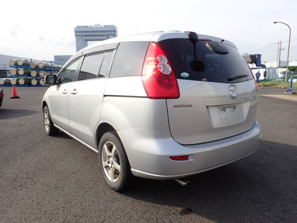 Used 2006 AT Mazda Premacy CREW Image[4]