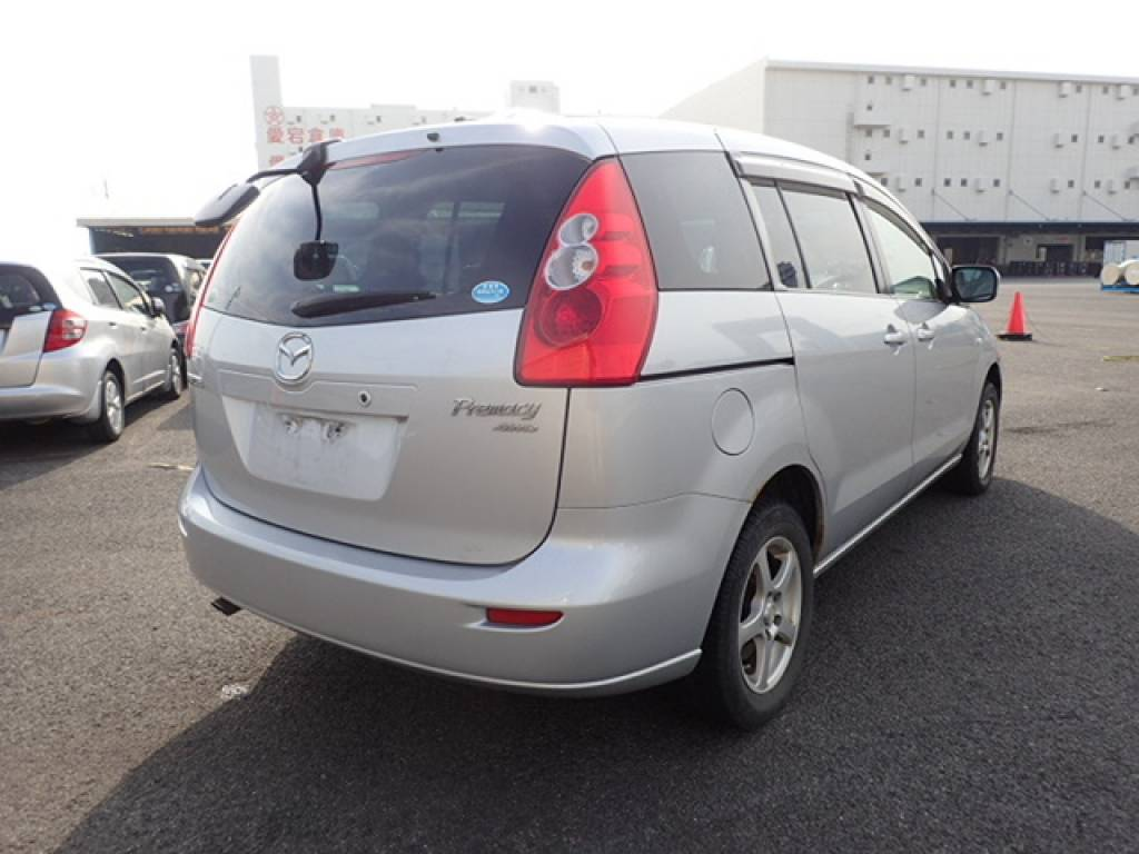 Used 2006 AT Mazda Premacy CREW Image[6]