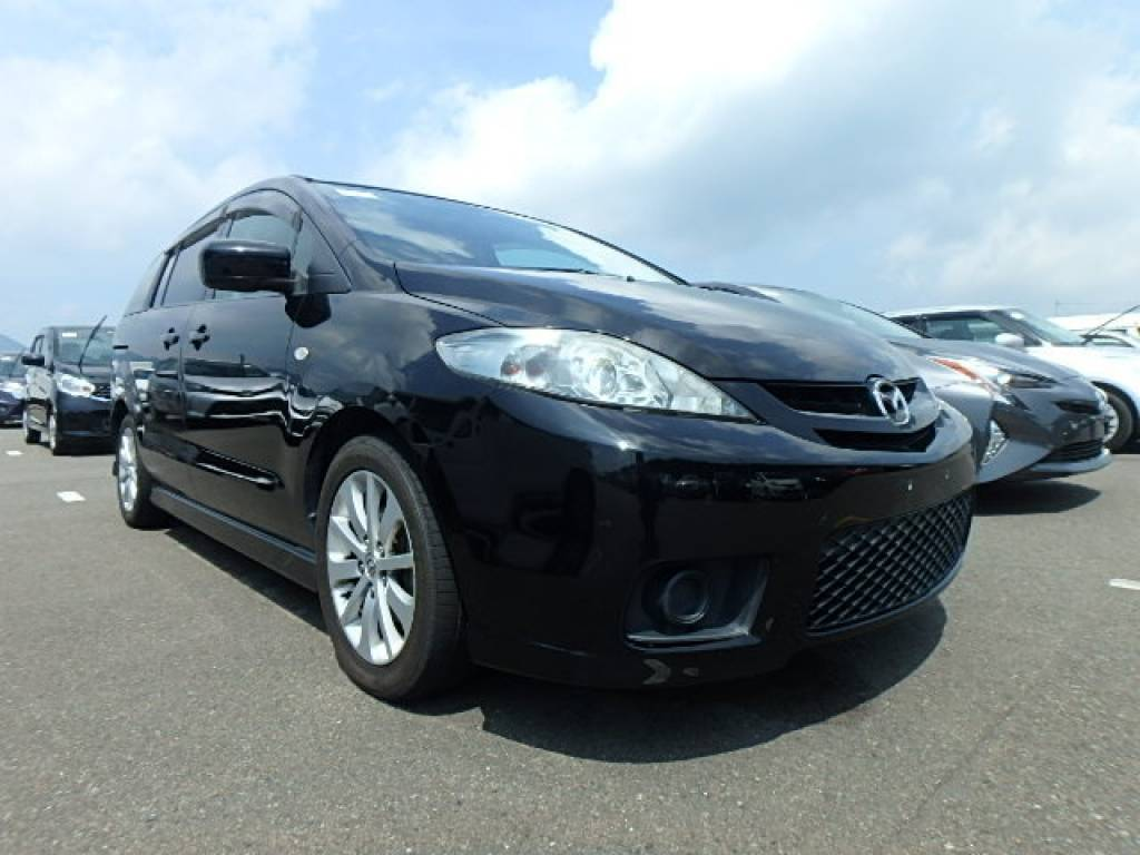 Used 2005 AT Mazda Premacy CREW