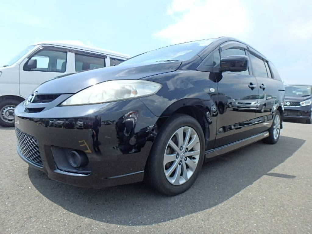 Used 2005 AT Mazda Premacy CREW Image[1]