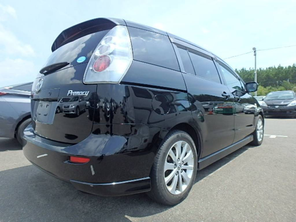 Used 2005 AT Mazda Premacy CREW Image[3]