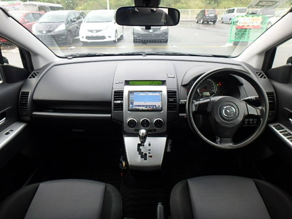 Used 2005 AT Mazda Premacy CREW Image[7]