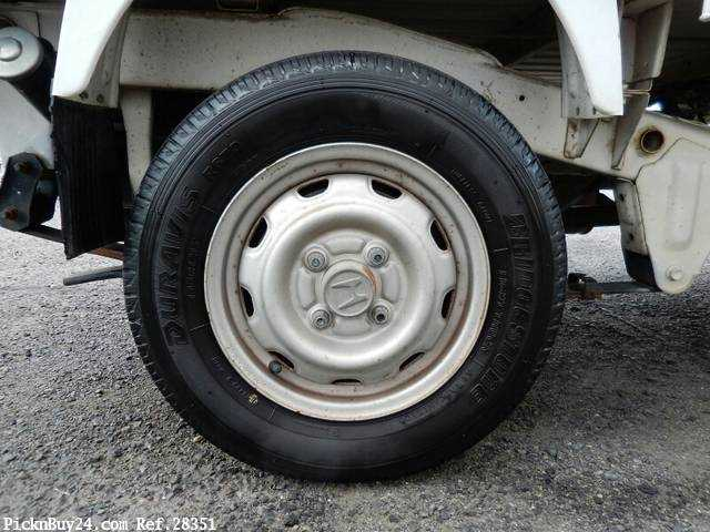 Used 1995 AT Suzuki Carry Truck V-DC51T Image[9]