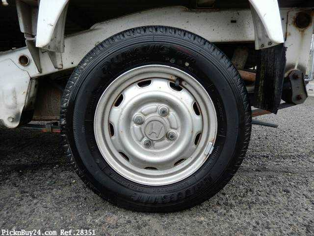 Used 1995 AT Suzuki Carry Truck V-DC51T Image[10]