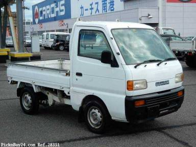 Suzuki Carry Truck 1995 from Japan