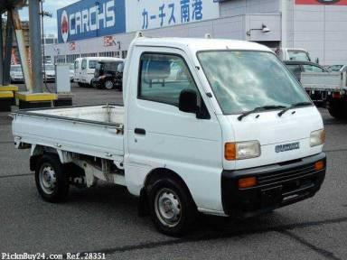 Suzuki Carry Truck 1995 from Japan