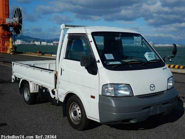 Used 2006 MT Mazda Bongo Truck KQ-SKF2T