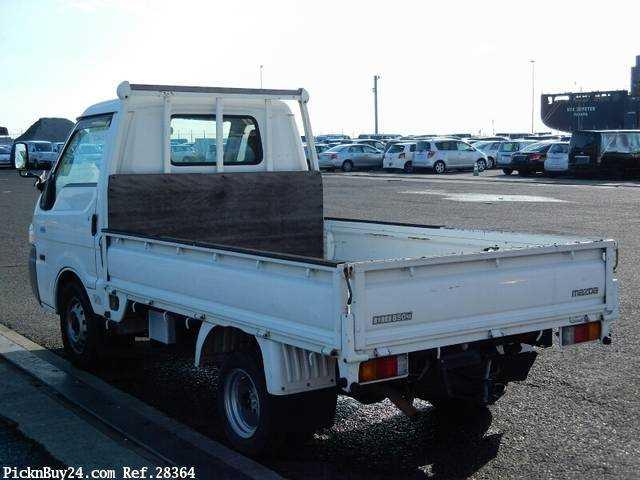 Used 2006 MT Mazda Bongo Truck KQ-SKF2T Image[1]