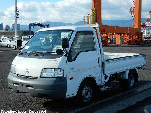 Used 2006 MT Mazda Bongo Truck KQ-SKF2T Image[2]
