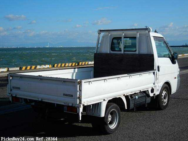 Used 2006 MT Mazda Bongo Truck KQ-SKF2T Image[3]