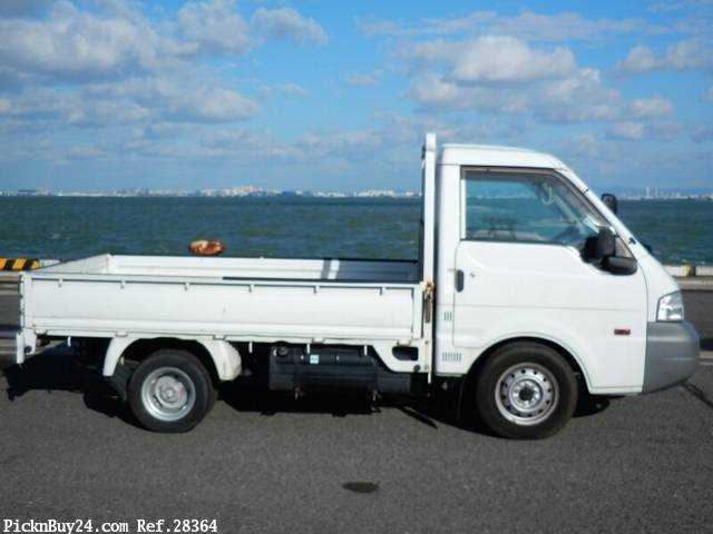 Used 2006 MT Mazda Bongo Truck KQ-SKF2T Image[4]