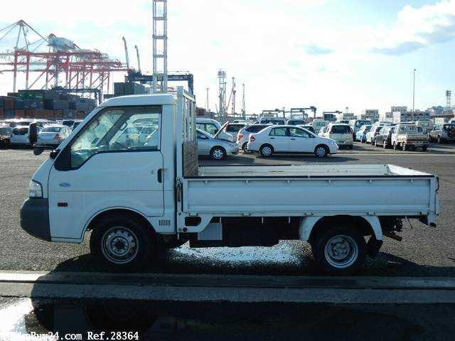 Used 2006 MT Mazda Bongo Truck KQ-SKF2T Image[5]